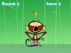 Freelance educational game monkey doh